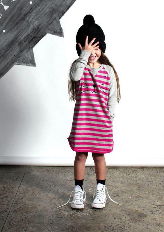 vestido - zapatillas