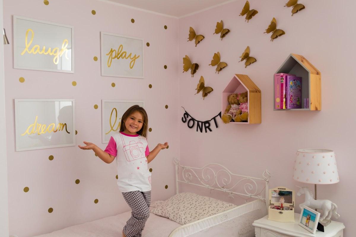 5 Mandamientos para decorar el cuarto de nuestros hijos