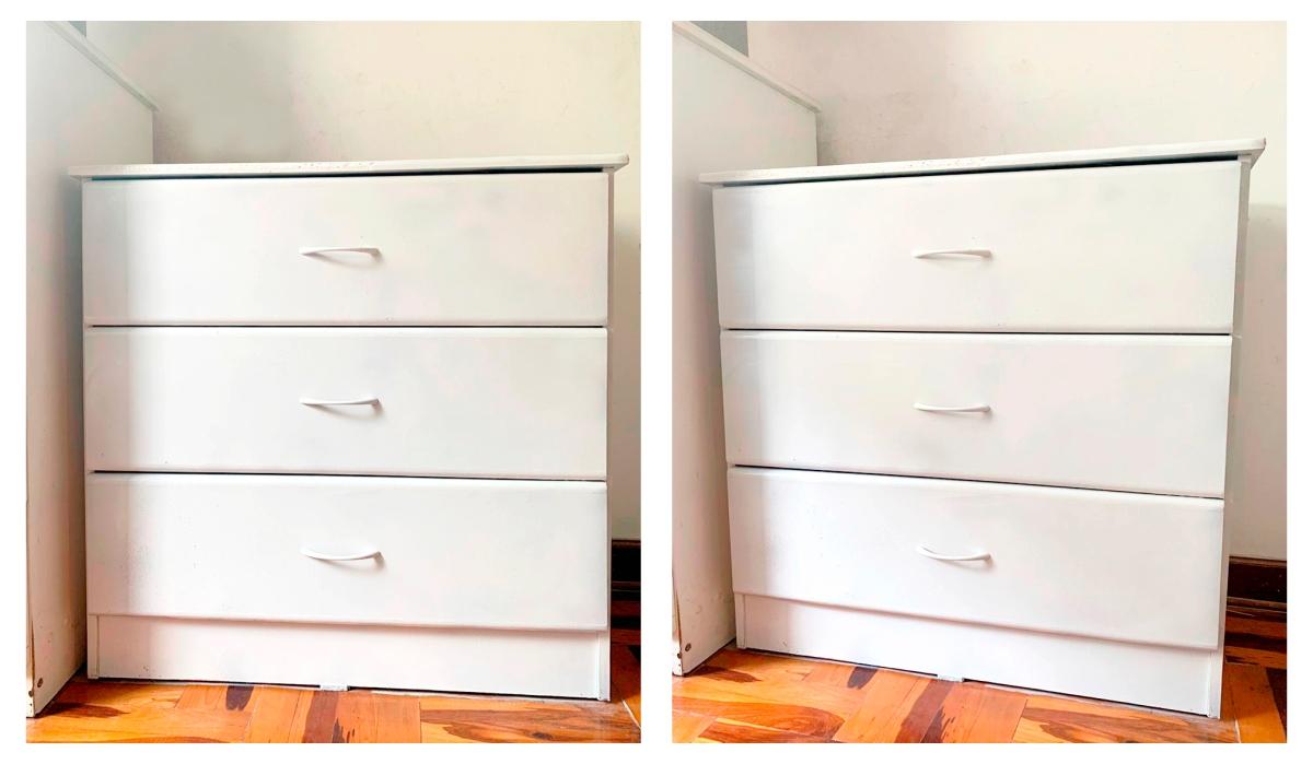¡No los tires! Restaura tus muebles